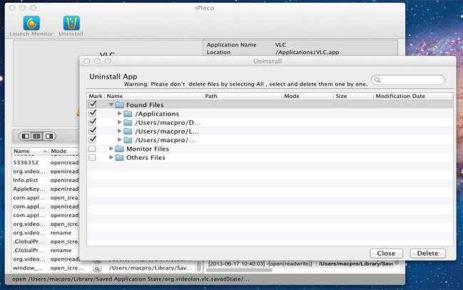 iPleco, Software Utilities Screenshot