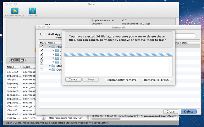 System Stability Software, iPleco Screenshot