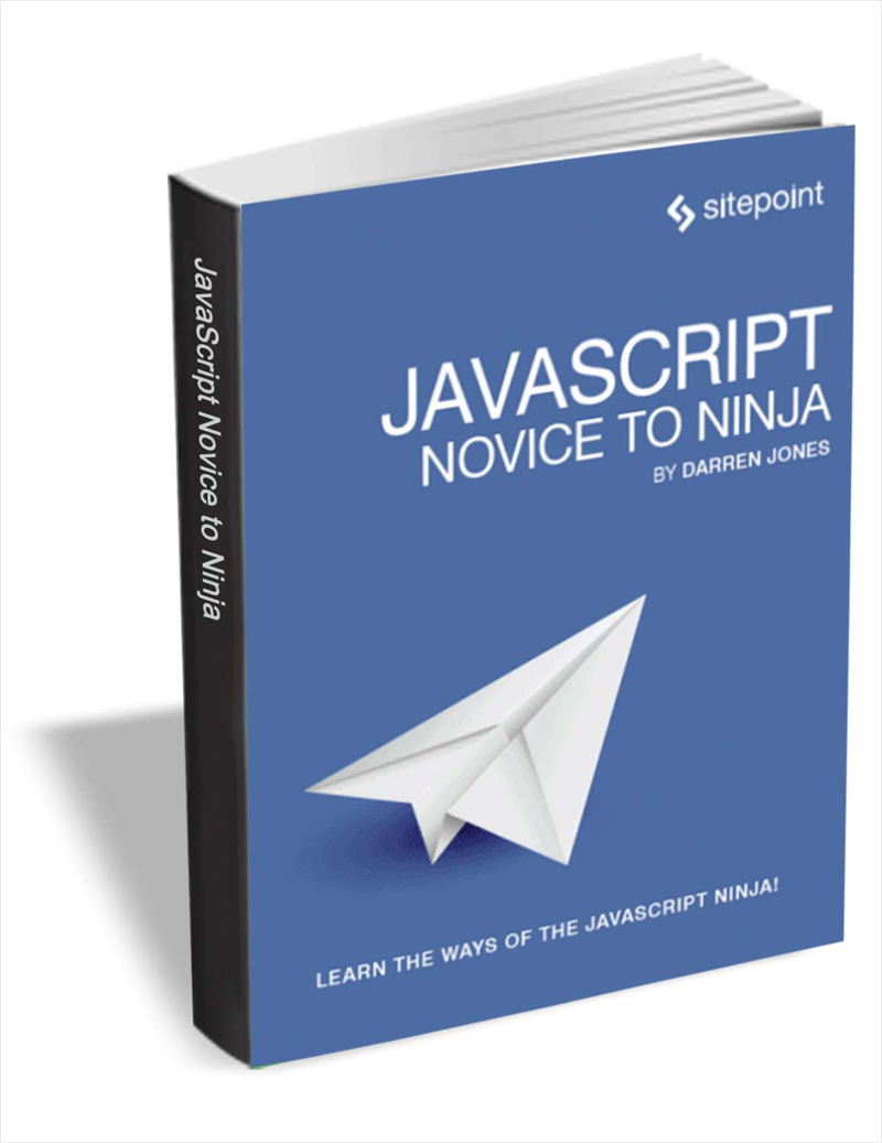 JavaScript: Novice to Ninja (FREE for a limited time!) Regularly $30 Screenshot