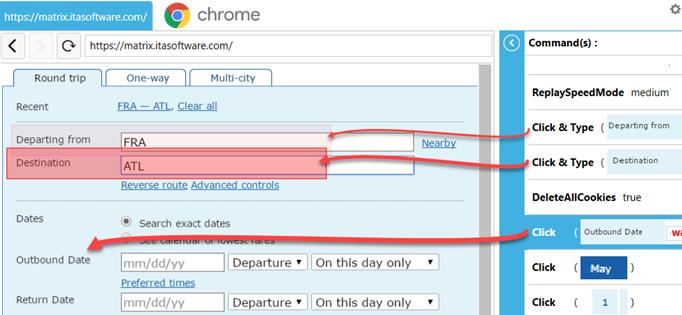 Kantu Web Automation Screenshot
