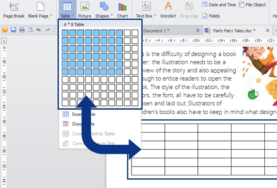 WPS Office 2016 (1 Year License) Screenshot