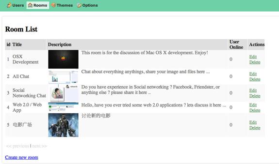 Software Utilities, Kykachat Screenshot