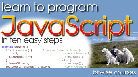 Learn To Program JavaScript Screenshot