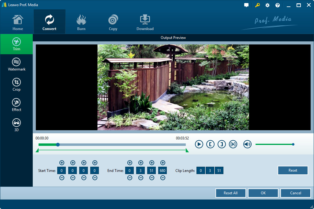 DVD Copy Software, Leawo DVD Copy Screenshot