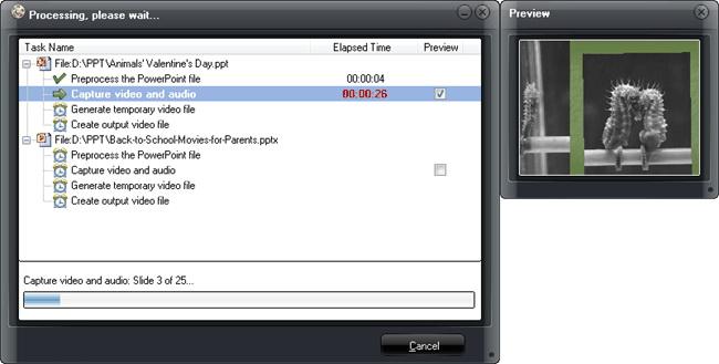 Leawo PowerPoint to Video Converter Pro, Business & Finance Software, Presentation Software Screenshot
