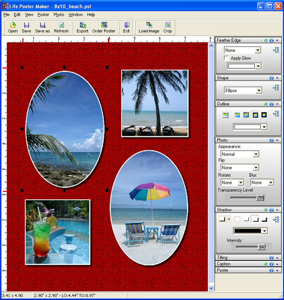 Life Poster Maker - Misc & Fun Graphics Software for PC
