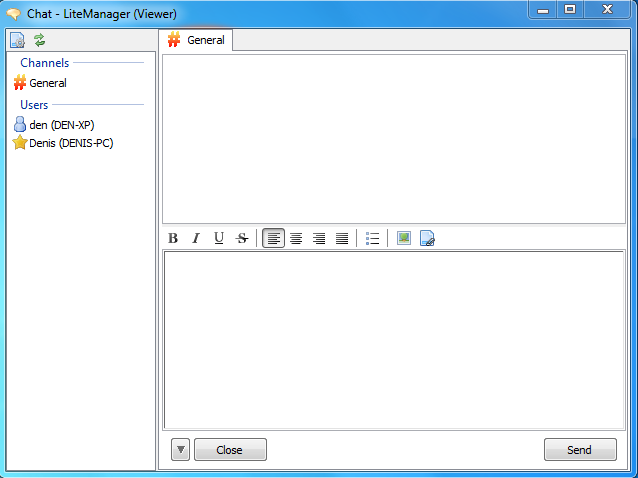 LiteManager Screenshot 8