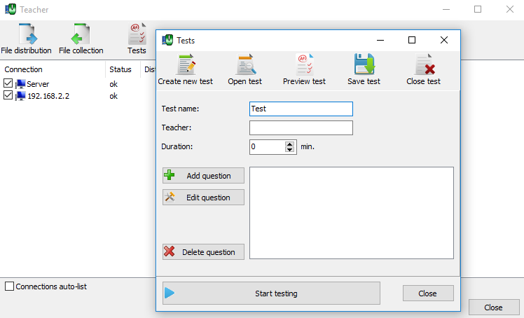 LiteManager, Remote Access Software Screenshot