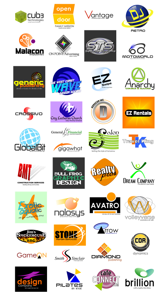 Software Application Logo Images