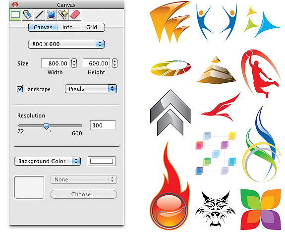 Logo design studio pro vector review download for Logo drawing software