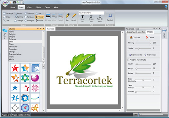 Logo design studio pro vector icons software download for pc for Logo drawing software