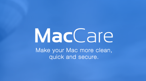 MacCare Screenshot