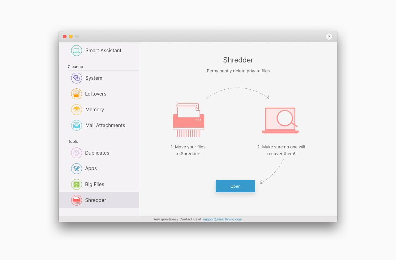 MacFly Pro Screenshot 8