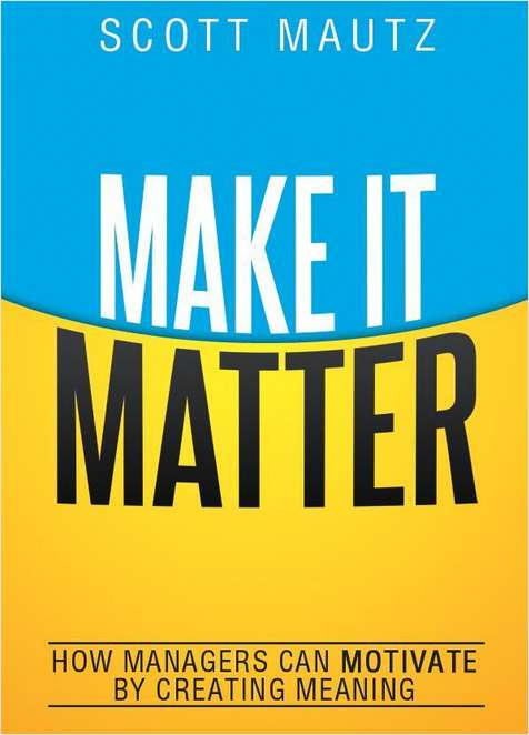 Make It Matter -- Summarized by GetAbstract (Book Summary) Screenshot