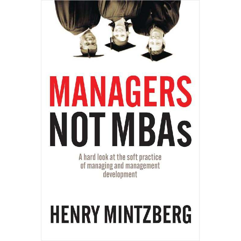Managers Not MBAs (Book Excerpt) Screenshot