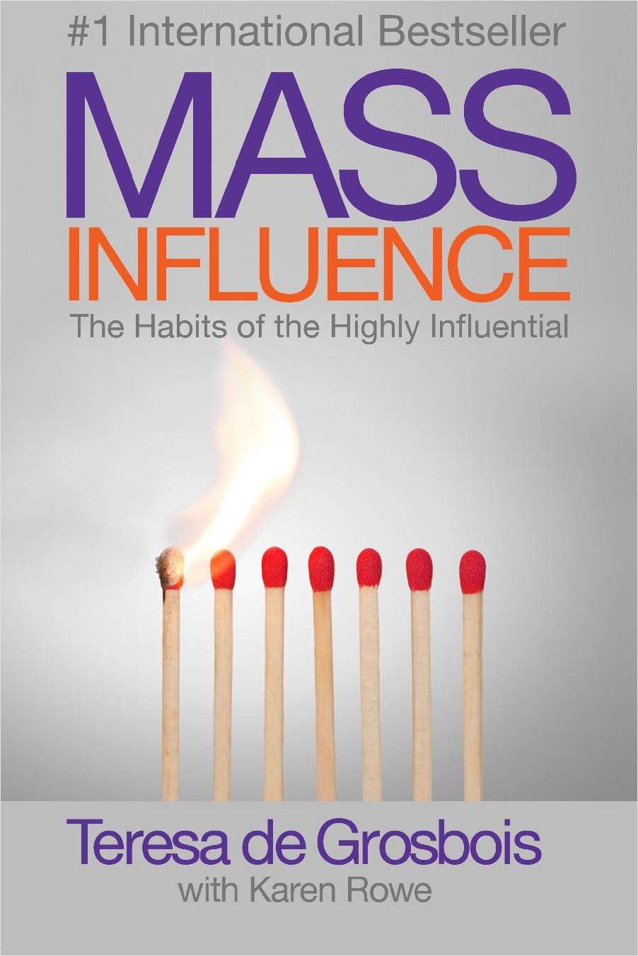 Mass Influence: The Habits of the Highly Influential (Valued at $8.87!) Screenshot