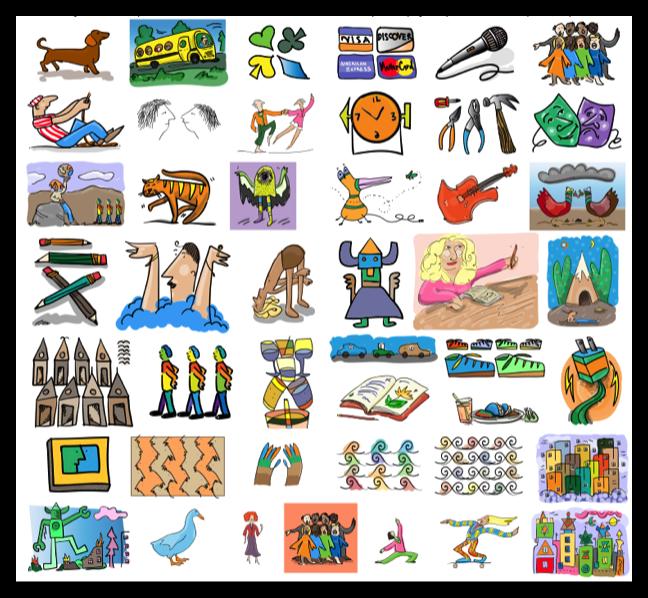 Massivelementals Sets #1-11, Design, Photo & Graphics Software Screenshot