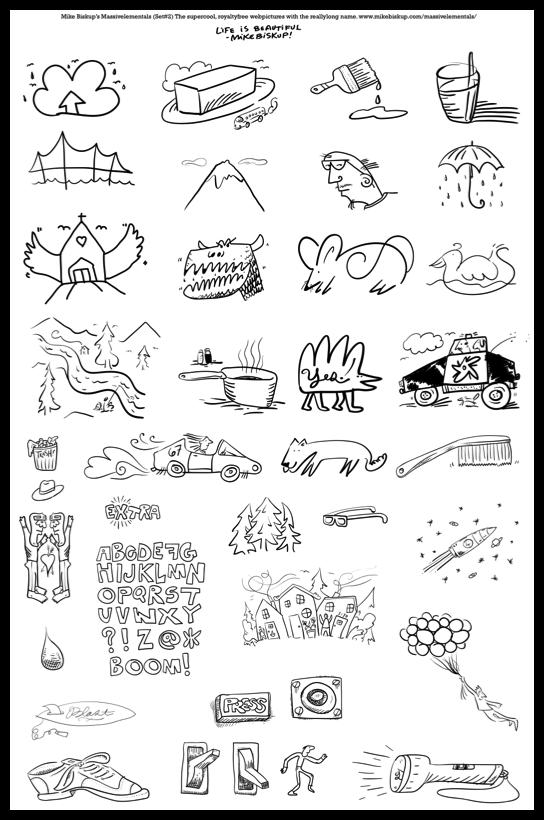 Massivelementals Sets #1-11 Screenshot 10