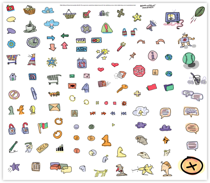 Massivelementals Sets #1-11 Screenshot 8
