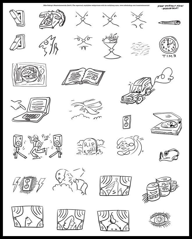 Massivelementals Sets #1-11 Screenshot 11
