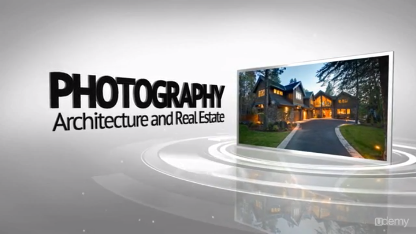 Mastering Architecture and Real Estate Photography Screenshot