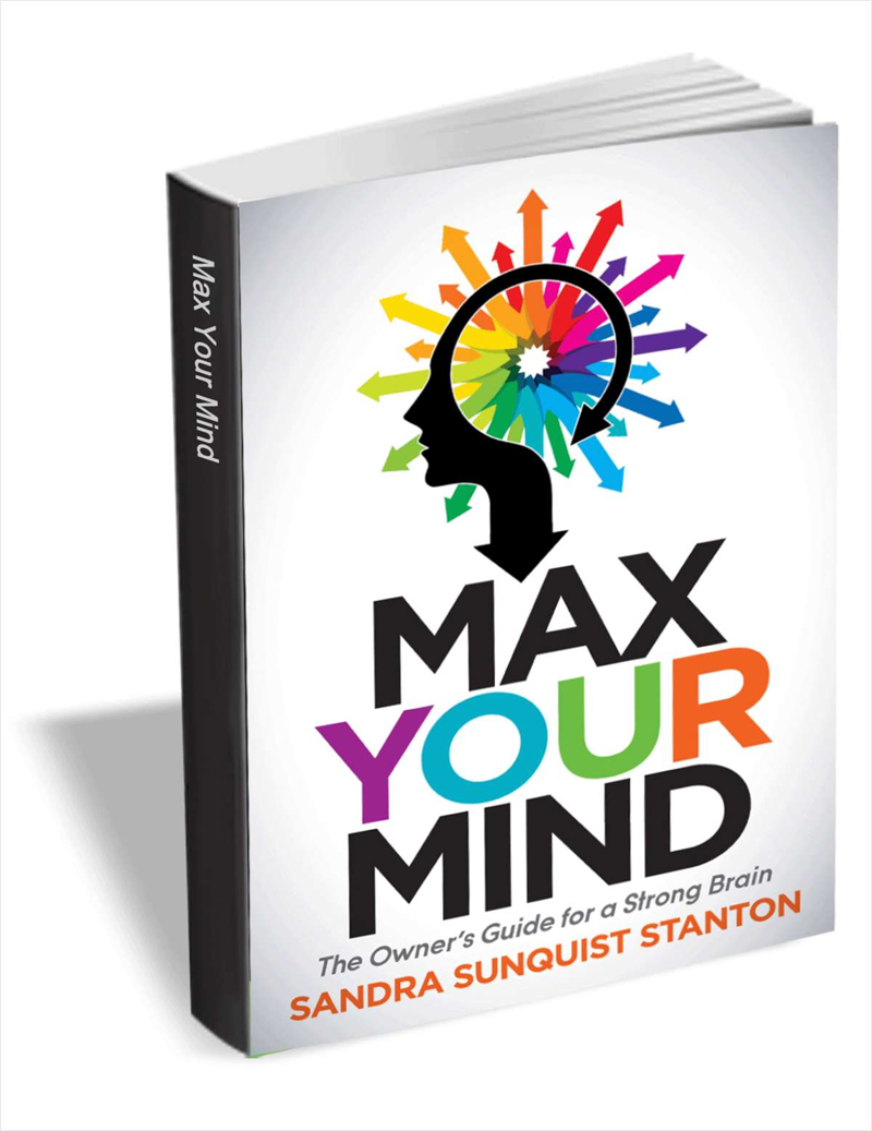 Max Your Mind: The Owner's Guide for a Strong Brain (Over $11 Value) FREE! Screenshot