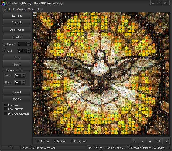 Mazaika Screenshot