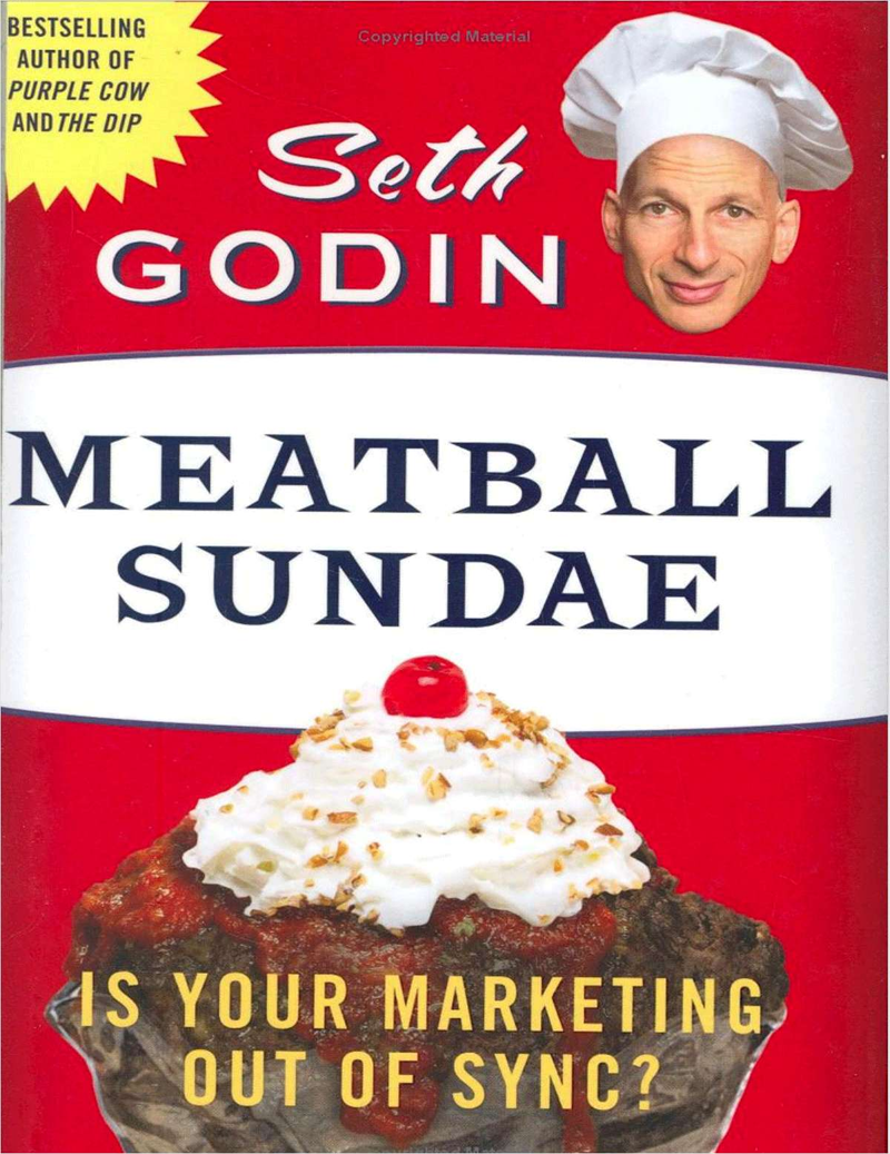 Meatball Sundae Marketing Research Kit - Includes a Free $8.50 Book Summary Screenshot