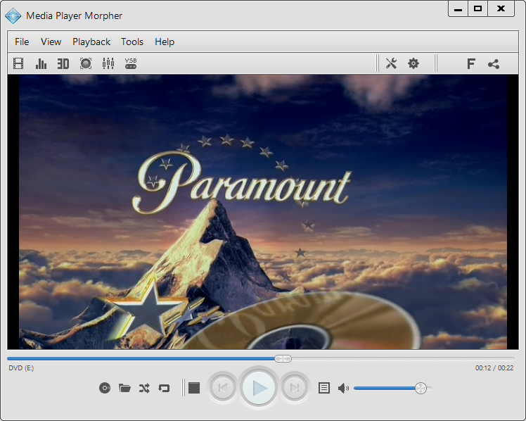 Media Player Morpher PLUS Screenshot 10