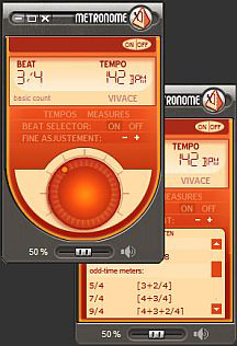 Metronome Screenshot