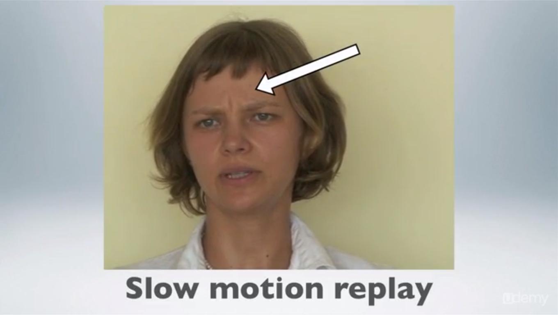 body language micro expressions pdf
