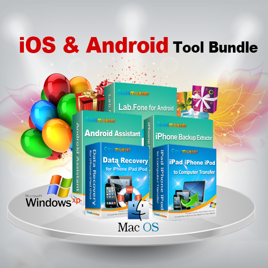 Mobile Data Tools Bundle (Android & iOS) Screenshot