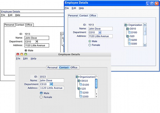 Help Authoring Software Screenshot