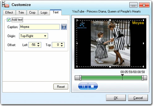 Moyea SWF to Video Converter Pro