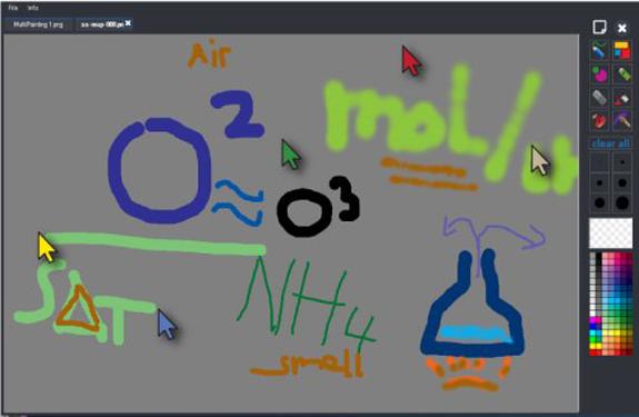 MultiPaint PRO Screenshot