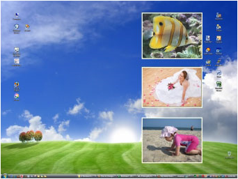 My Better Desktop, Desktop Customization Software Screenshot