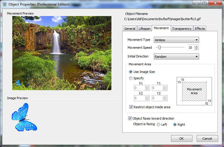 Nature Illusion Studio Standard Edition Screenshot
