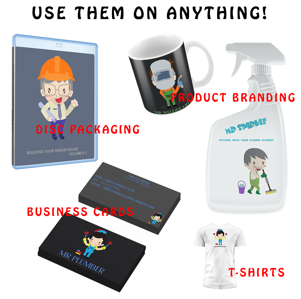 Niche Vector Mascots Graphic Design Software For Mac Pc