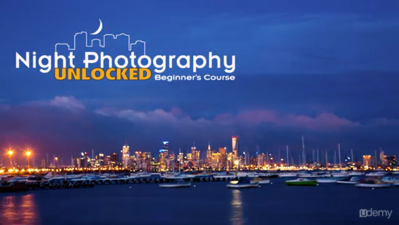 Night Photography Unlocked - Beginner's Course Screenshot