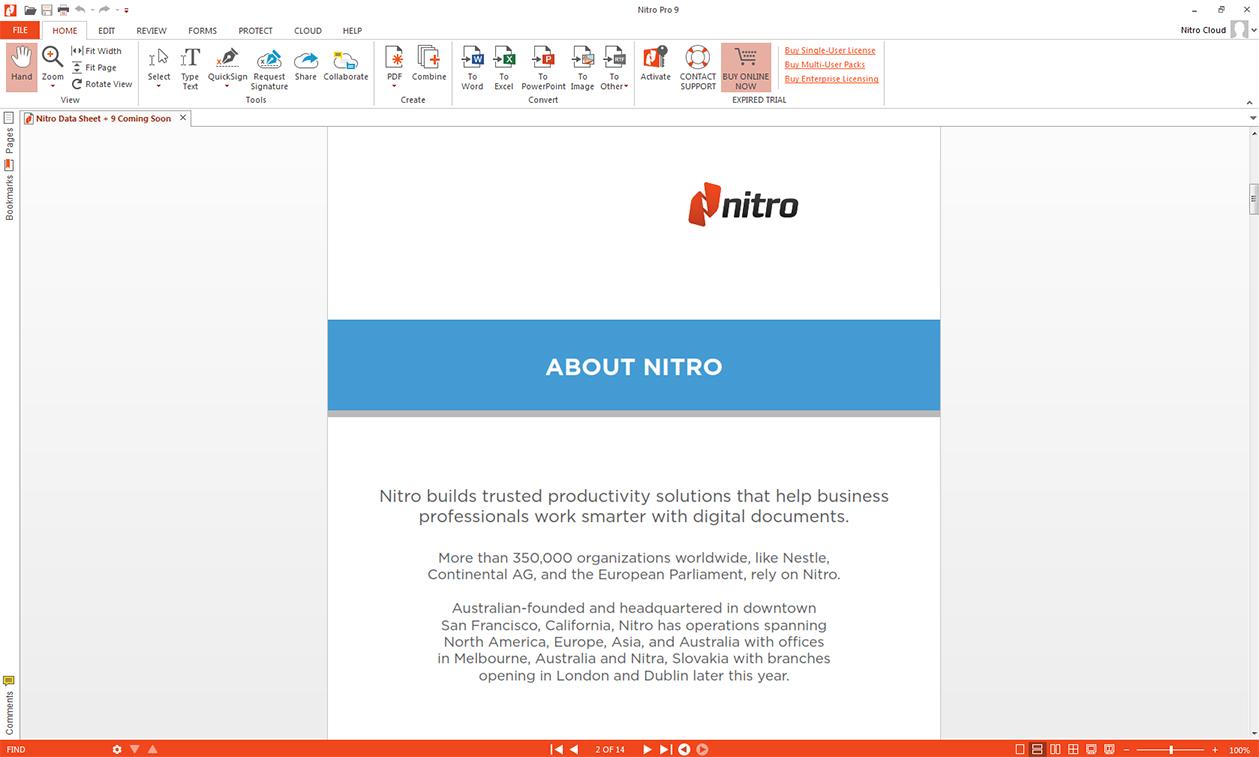 nitro pro 9 crack
