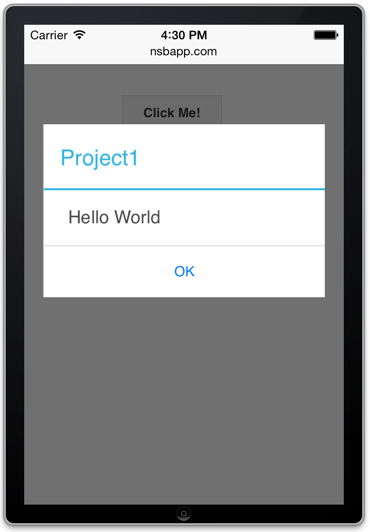 NSB/AppStudio, Development Tools Software Screenshot