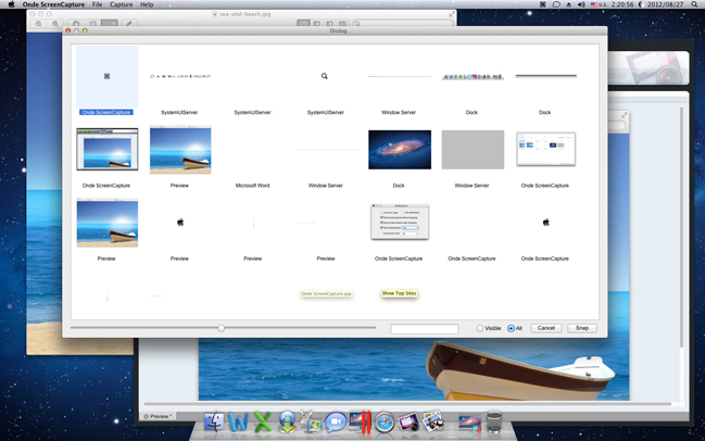 Design, Photo & Graphics Software, Ondesoft Screen Capture for Mac Screenshot