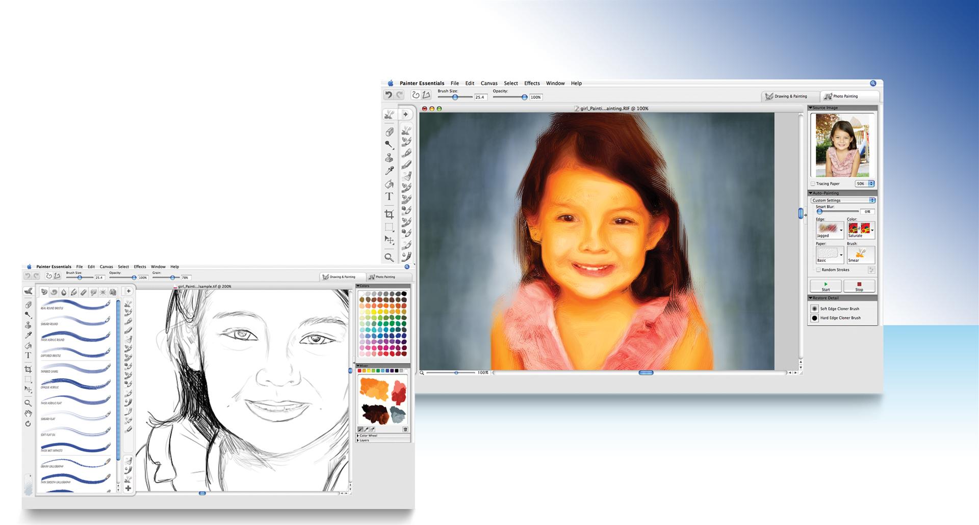 Painter Essentials 4 Art Technique Software For Mac Pc