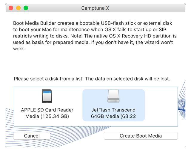 Paragon 3-in-1 Mac Bundle: NTFS for Mac 14 & HFS+ for Windows 11 & Camptune X Screenshot 17
