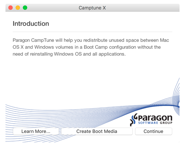 Paragon 3-in-1 Mac Bundle: NTFS for Mac 14 & HFS+ for Windows 11 & Camptune X Screenshot 10