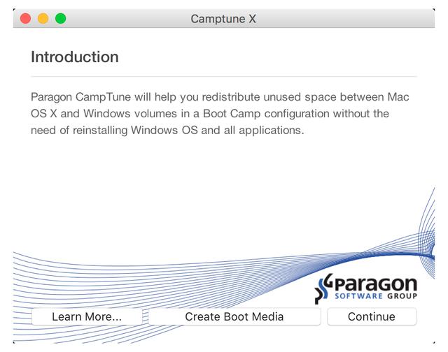 Paragon 3-in-1 Mac Bundle: NTFS for Mac 14 & HFS+ for Windows 11 & Camptune X Screenshot 10