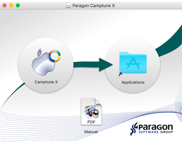 Paragon 3-in-1 Mac Bundle: NTFS for Mac 14 & HFS+ for Windows 11 & Camptune X Screenshot 9