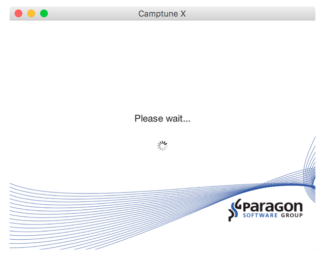 Paragon Camptune, Software Utilities Screenshot