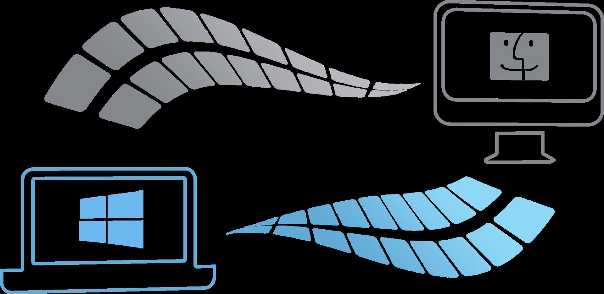 Paragon Mac Bundle: NTFS for Mac 14 and HFS+ for Windows 10 Screenshot