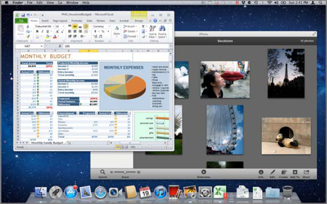 Parallels Desktop 9 Screenshot